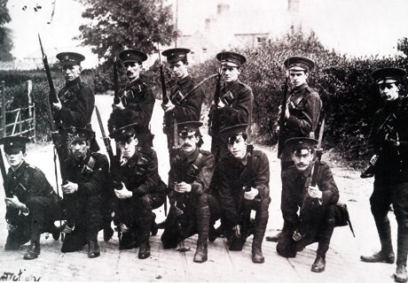 4 Battalion Volunteers