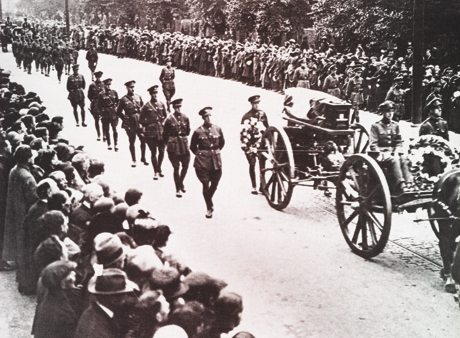 The Funeral of Michael Collins