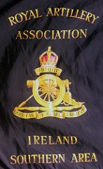 Laying Up of the Royal Artillery Association (ROI Branch) Standard