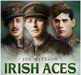 Irish Aces of the RFC and RAF – WW1