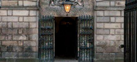 Online Kilmainham Gaol Museum Autograph Books