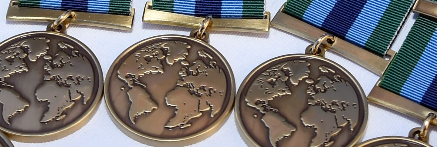 Defence Forces International Service Medal