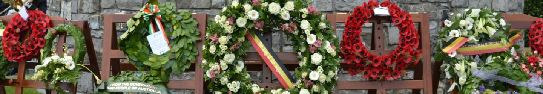 Commemoration Ceremony – Battle of Messines Ridge – 07 June 2017