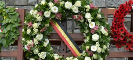 Commemoration Ceremony – Battle of Messines Ridge – 07 June 2017