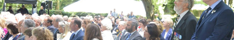State Ceremony – Francis Ledwidge – Slane – 24 June 2017