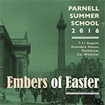 "Parnell Summer School August 2016 – ""Embers of Easter"""