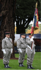92 Infantry Regiment – Glasnevin November 2016