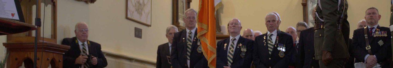 Memorial Service Lieutenant Maurice Dease VC – 23 August 2016