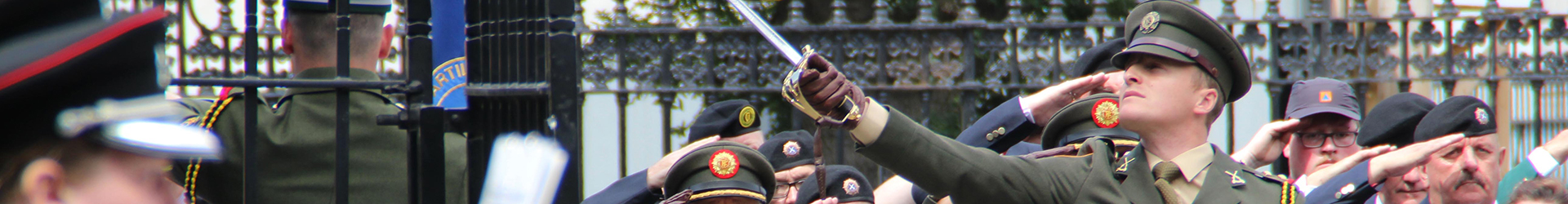 Changing of the Guard – National Memorial