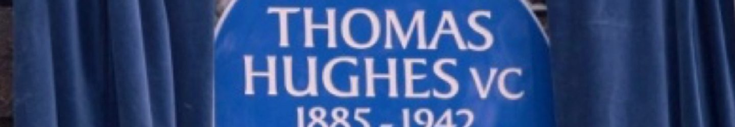 Blue Plaque Unveiling Ceremony – Private Thomas Hughes VC – Castleblayney
