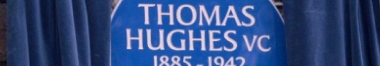 Blue Plaque Unveiling Ceremony – Private Thomas Hughes VC – Castleblayney