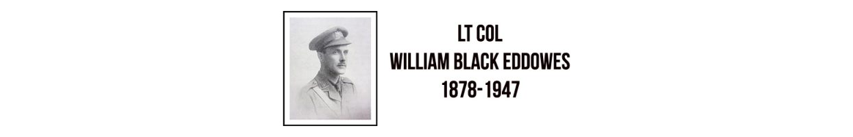 LT Col William Black Eddowes