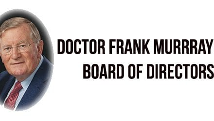 Doctor Frank Murrray RIP – Board of Directors