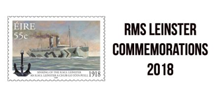 RMS Leinster – Commemorations 2018