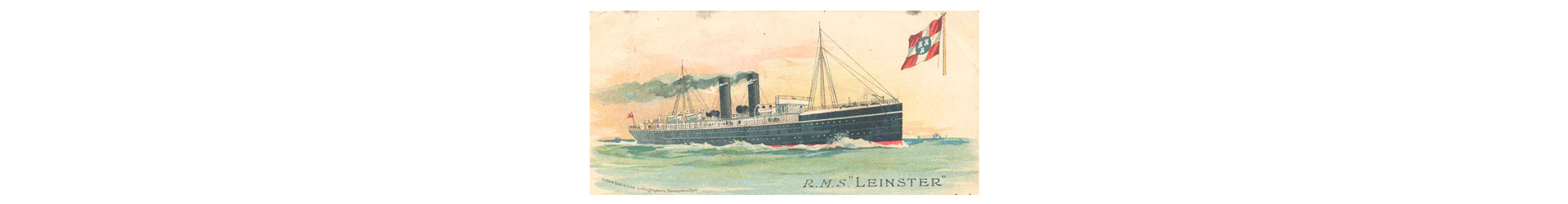 Lecture: The sinking of the RMS Leinster