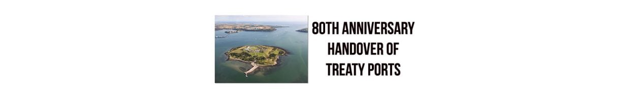 80th Anniversary Handover of Treaty Ports