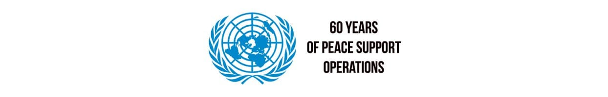 60 Years of Peace Support Operations – 24 June 2018