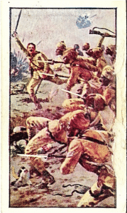 Cigarette card: