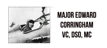 Major Edward Corringham 'Mick' Mannock VC