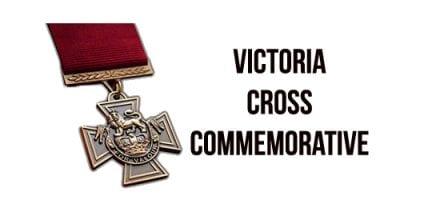 Unveiling of VC Commemorative Stones – 11 November