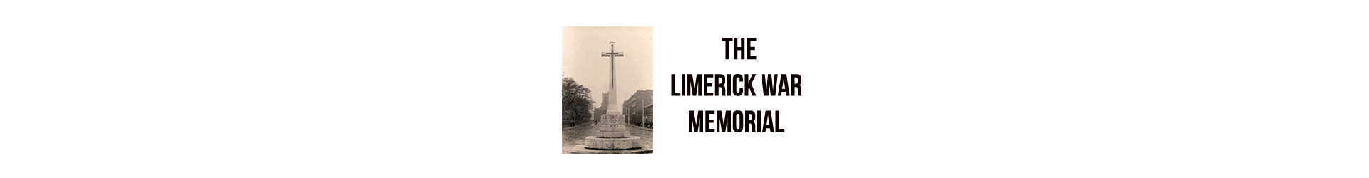 The Limerick War Memorial
