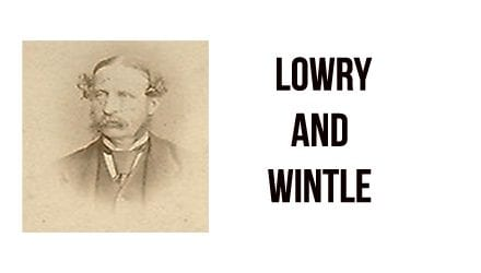 Lowry and Wintle