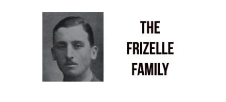 The Frizelle family of Ballycastle, County Mayo.